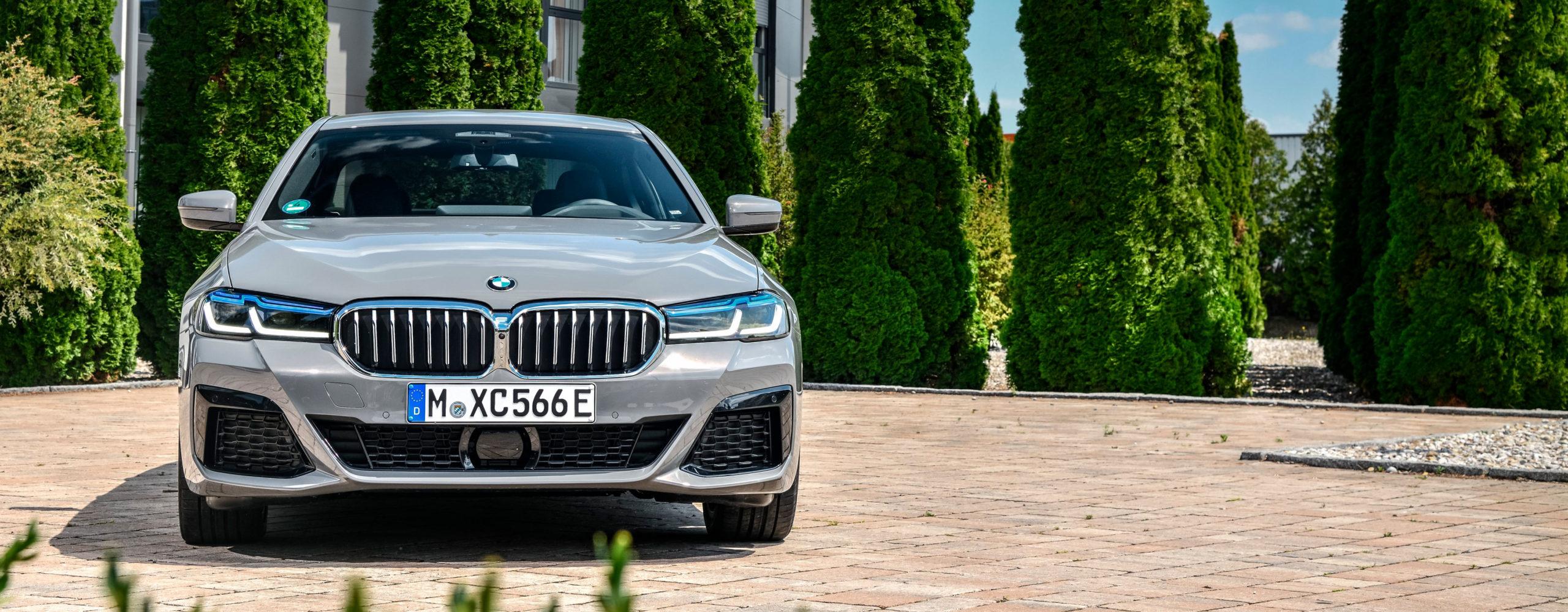 Gama PHEV BMW Serie 5