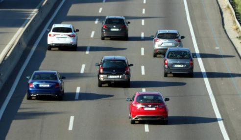 La DGT alerta sobre el aumento de bajas temporales de vehículos