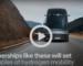 Hyundai probará una flota de 1600 camiones de Hidrógeno en Suiza