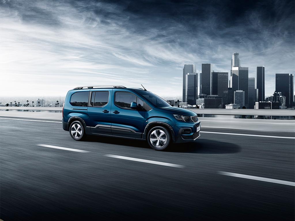 Peugeot Rifter, preparado para cualquier terreno