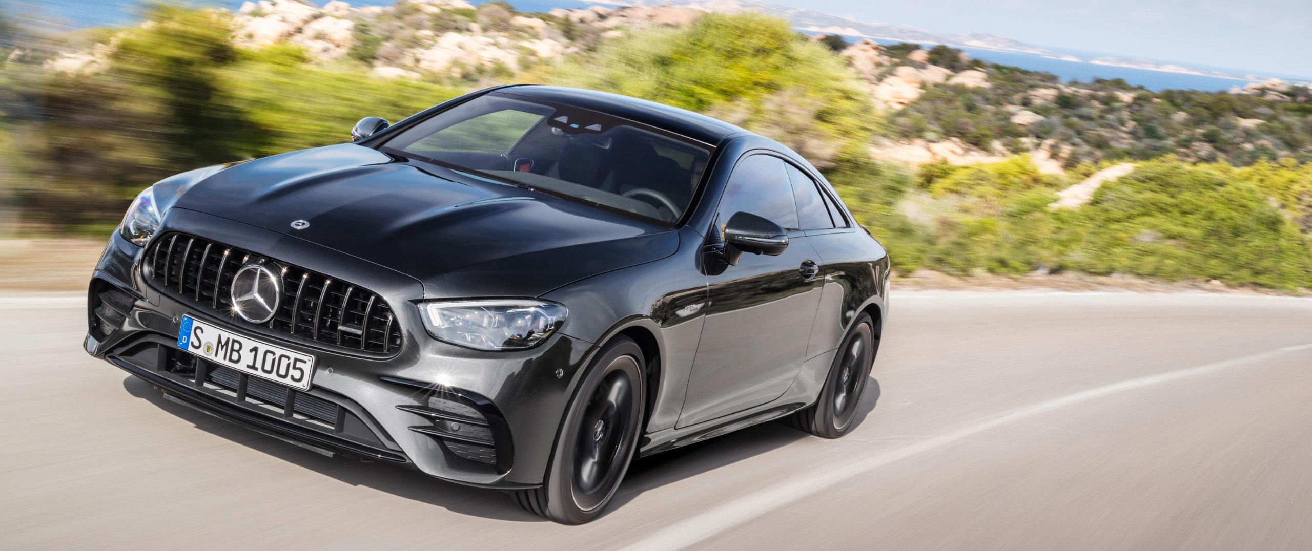 Ya se admiten pedidos del Mercedes-Benz AMG E53 4MATIC+ Coupé y Cabrio