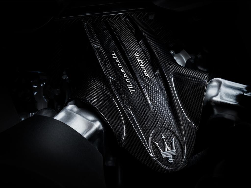 Presentación Maserati MC20
