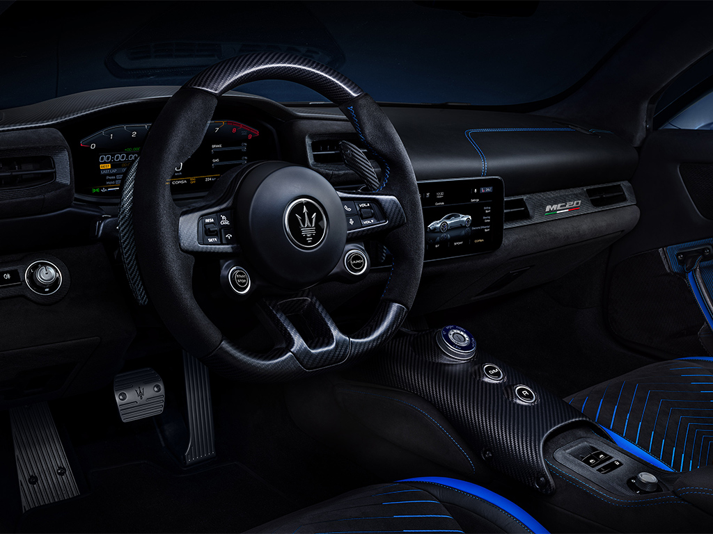 Maserati MC20, superdeportivo de lujo y stilo único