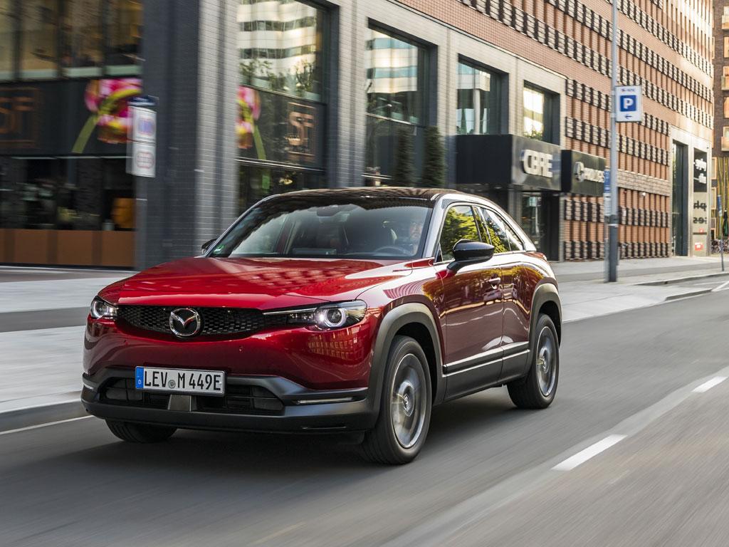 Mazda MX-30, eléctrico con sentido común, urbano y de calidad