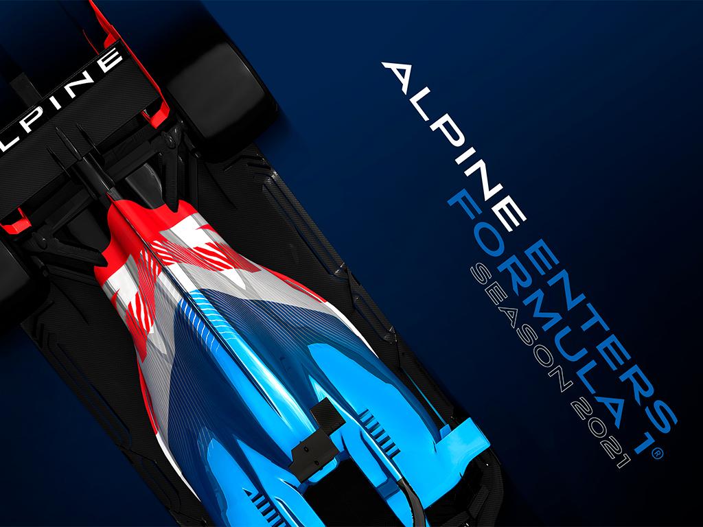 Alpine F1, así se denominará la Escudería Renault F1 a partir de 2021