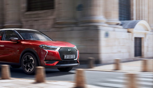 DS 3 Crossback Connected Chic Serie especial