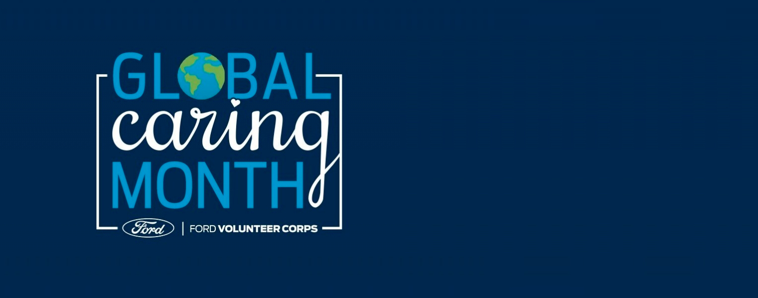 Arranca el Global Caring Month de Ford