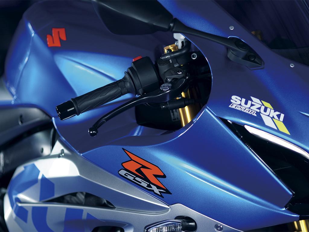 Suzuki GSX-R1000R Edición Especial 100 aniversario