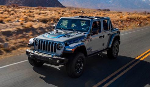 Jeep Wrangler 4xe ya se puede pedir