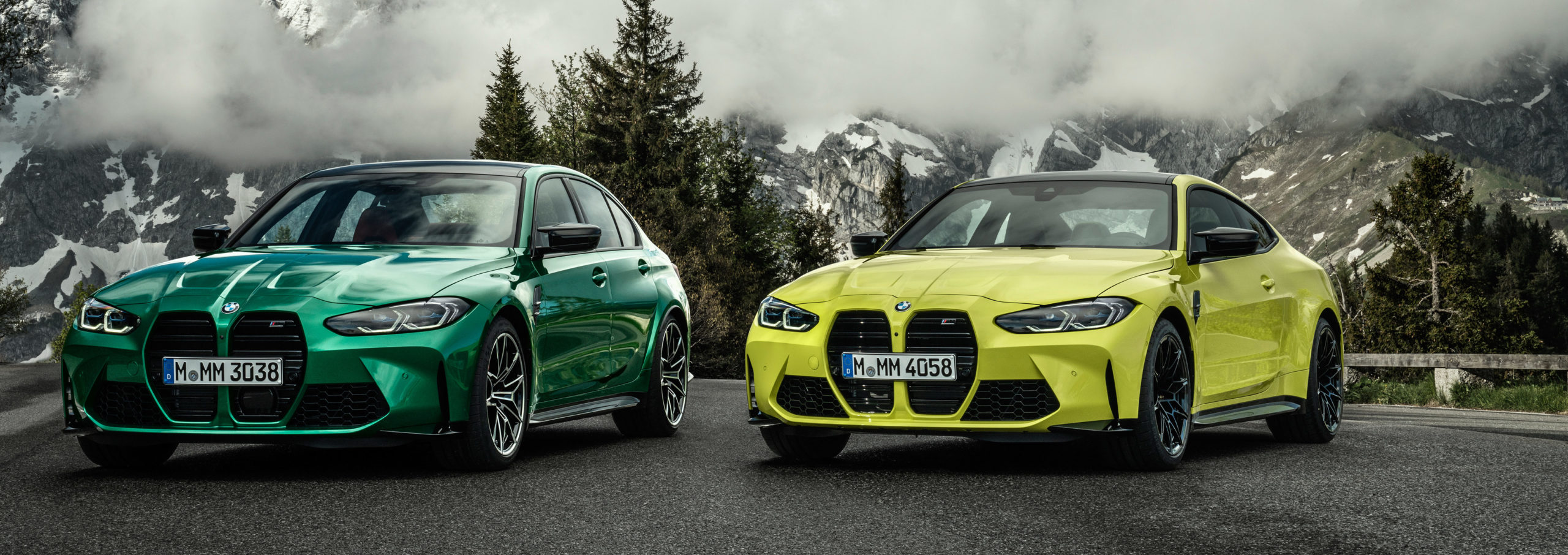 Precios BMW M3 y M4 Competition