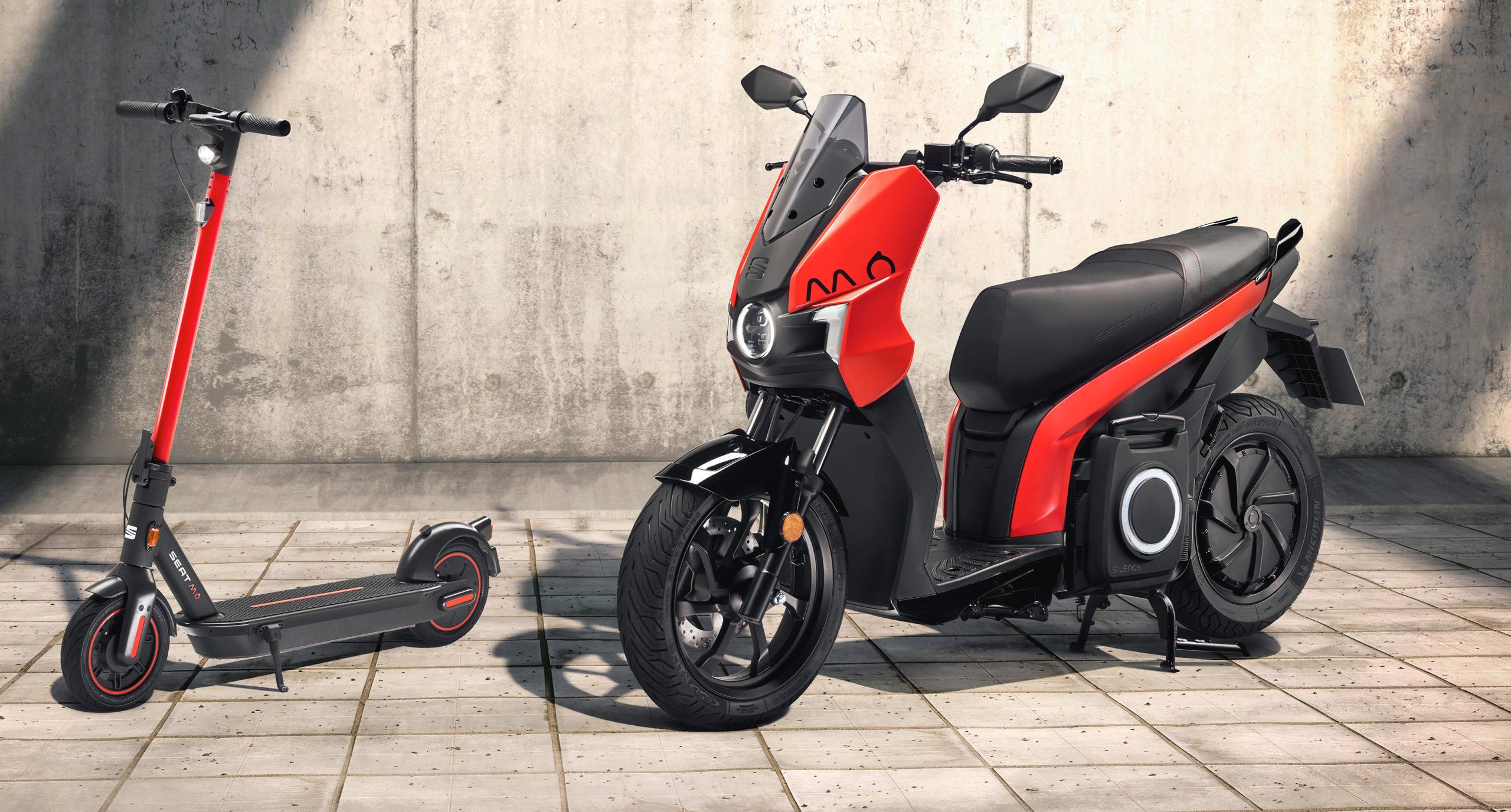 SEAT MÓ la nueva movilidad urbana de SEAT