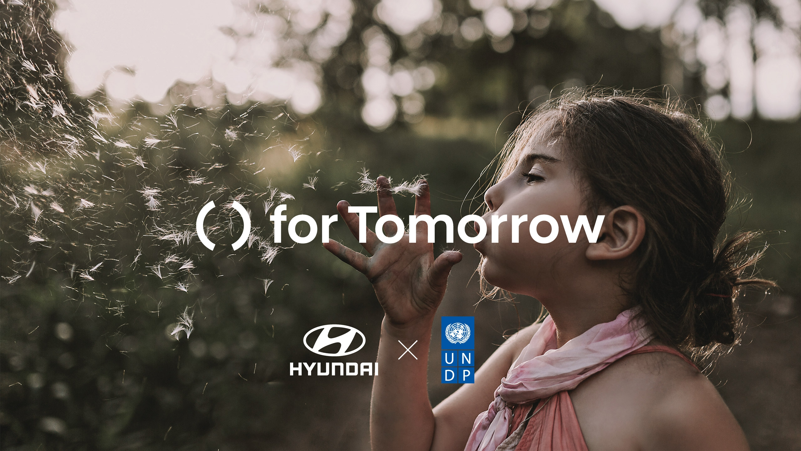 For Tomorrow un proyecto para soluciones sostenibles de Hyundai