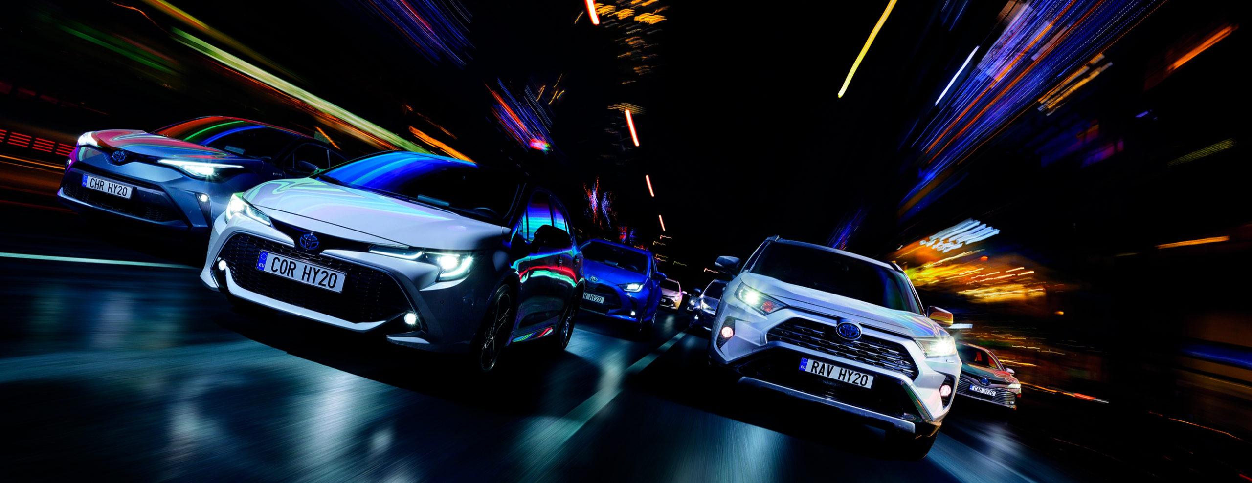 Más de 300.000 híbridos eléctricos comercializados por Toyota España