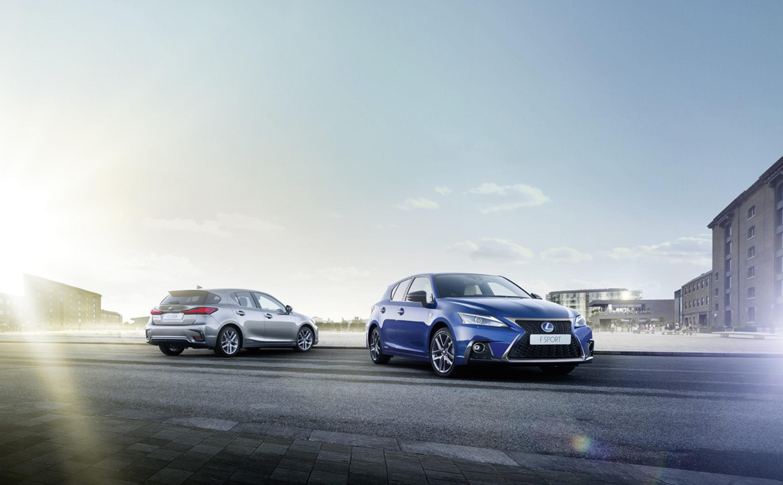 Lexus marca más fiable del mercado inglés