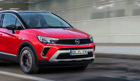 Opel Crossland X ya a la venta