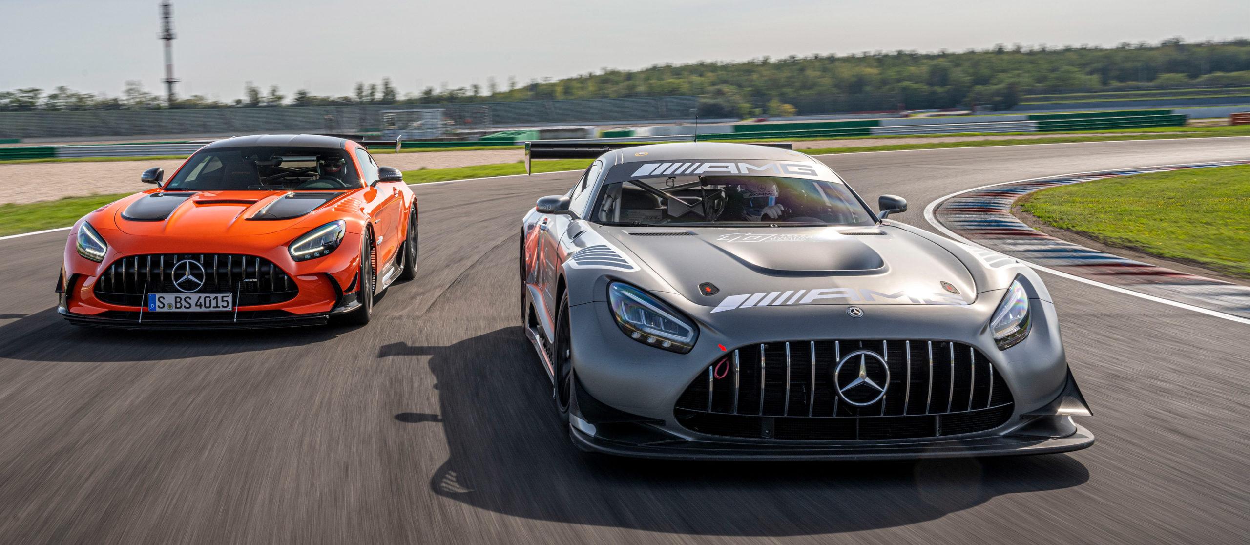 Mercedes-AMG GT Black Series ya disponible en el mercado