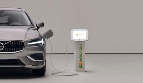 Volvo Car España e Iberdrola por el impulso de la electromovilidad