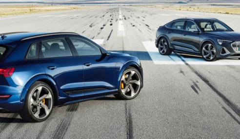 AUDI e-Tron S y S Sportback ya a la venta