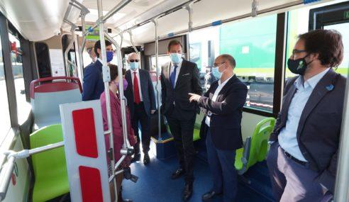 IVECO apunta a los autobuses de GNC
