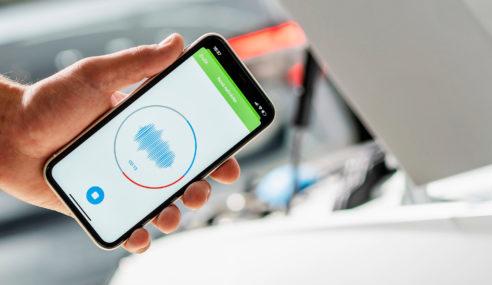 Sound Analyzer, inteligencia artificial para identificar de forma rápida y precisa la necesidad de pasar por el taller