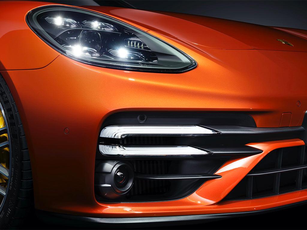 Nuevos Porsche Panamera híbridos enchufables