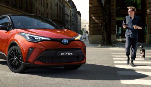 Nuevo Toyota C-HR Electric Hybrid MY2021