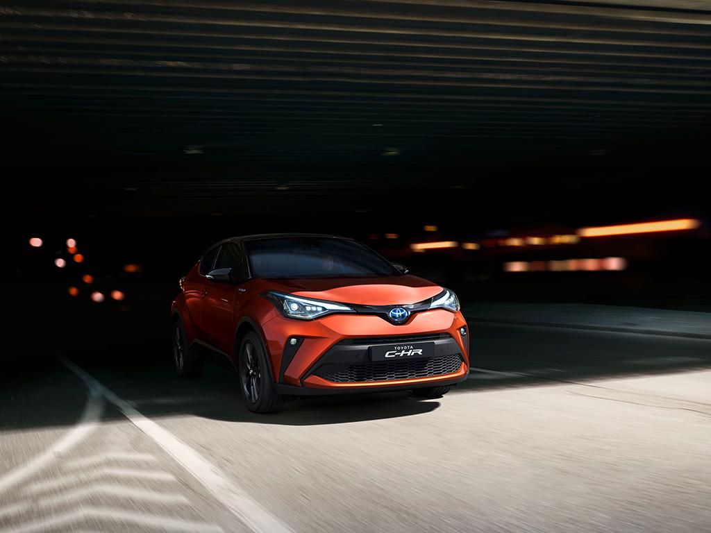 Nuevo Toyota C-HR Electric Hybrid