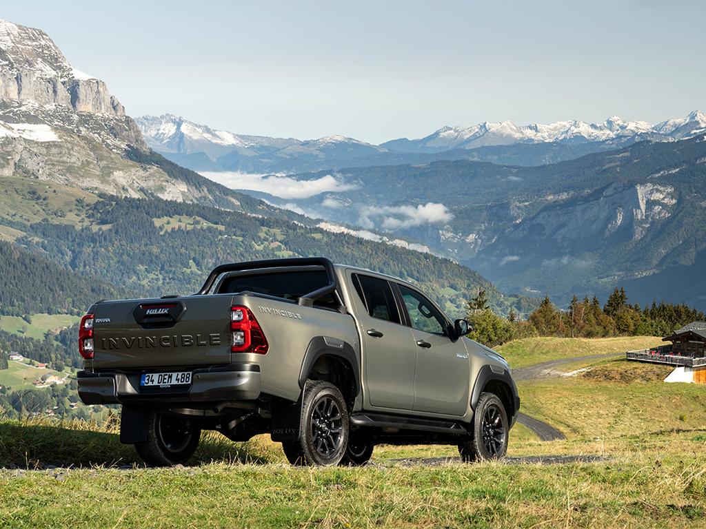 Toyota Hilux MY2021, ya está disponible en España