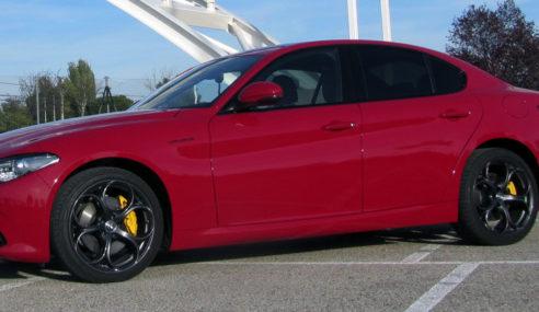 TestDrive – Alfa Romeo Giulia Veloce Q4 2.2 Turbo Aut. 8 vel. AWD