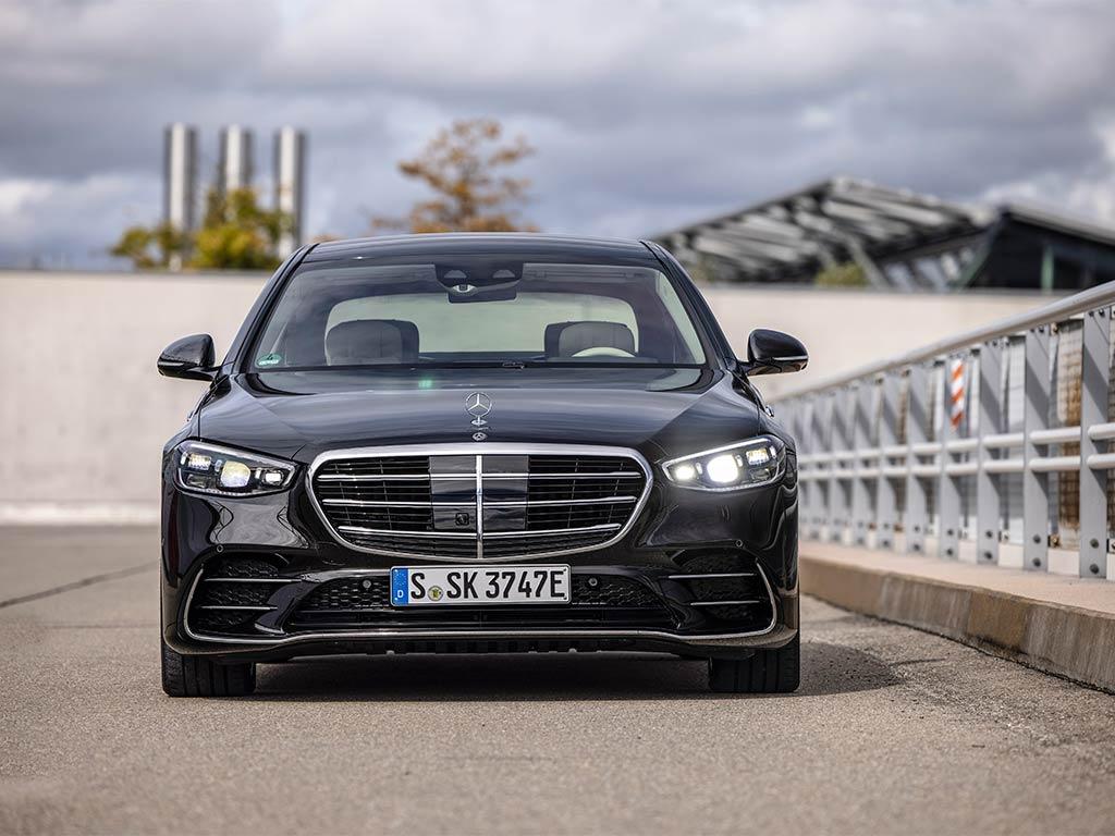 Mercedes-Benz Clase PHEV