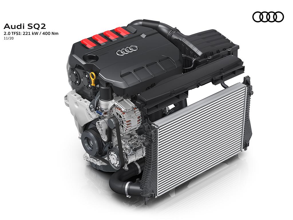 AUDI SQ2 SUV compacto para los amantes de emociones fuertes