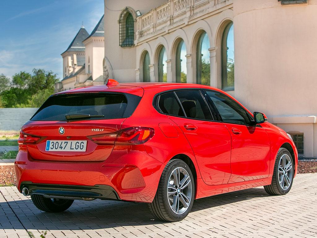 Testdrive - BMW 116d Sport Line Steptronic: golpe de timón
