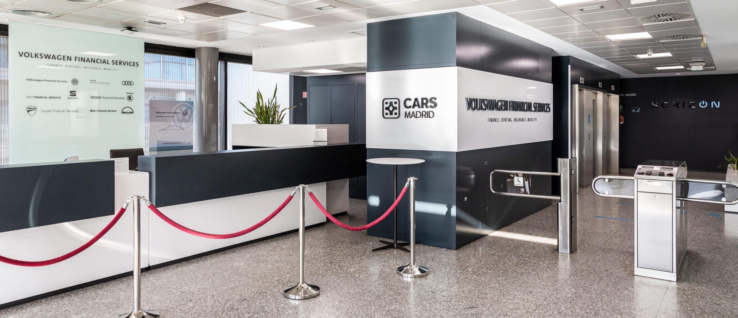 CARS Madrid Centro de Atención y Rehabilitación Sanitaria del Grupo Volkswagen
