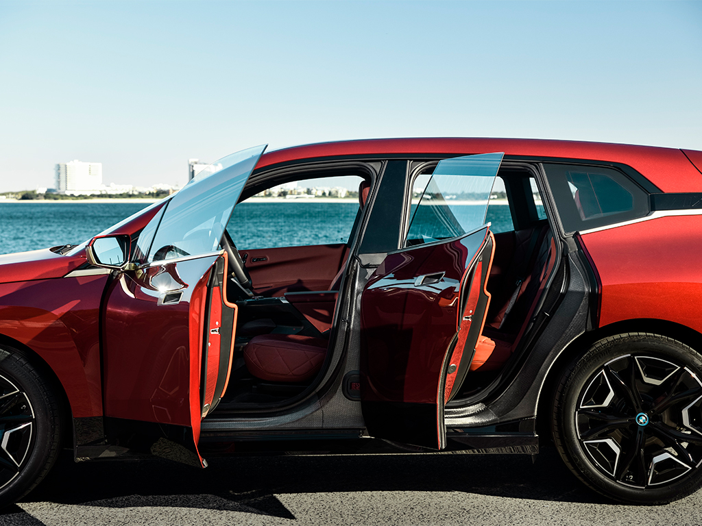 Nuevo BMW iX, el futuro ya está aquí
