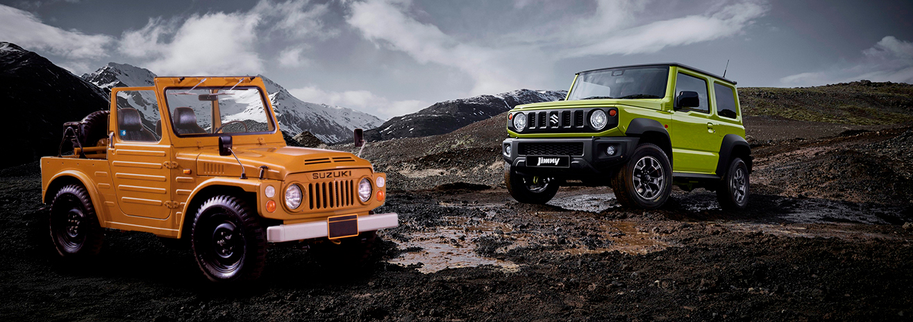 El Suzuki Jimny entra en el Japan Automotive Hall of Fame