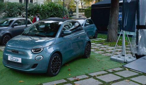 Fiat 500E, solo eléctrico, más grande y tres carrocerías a elegir, una de ellas con dos puertas laterales (3+1)