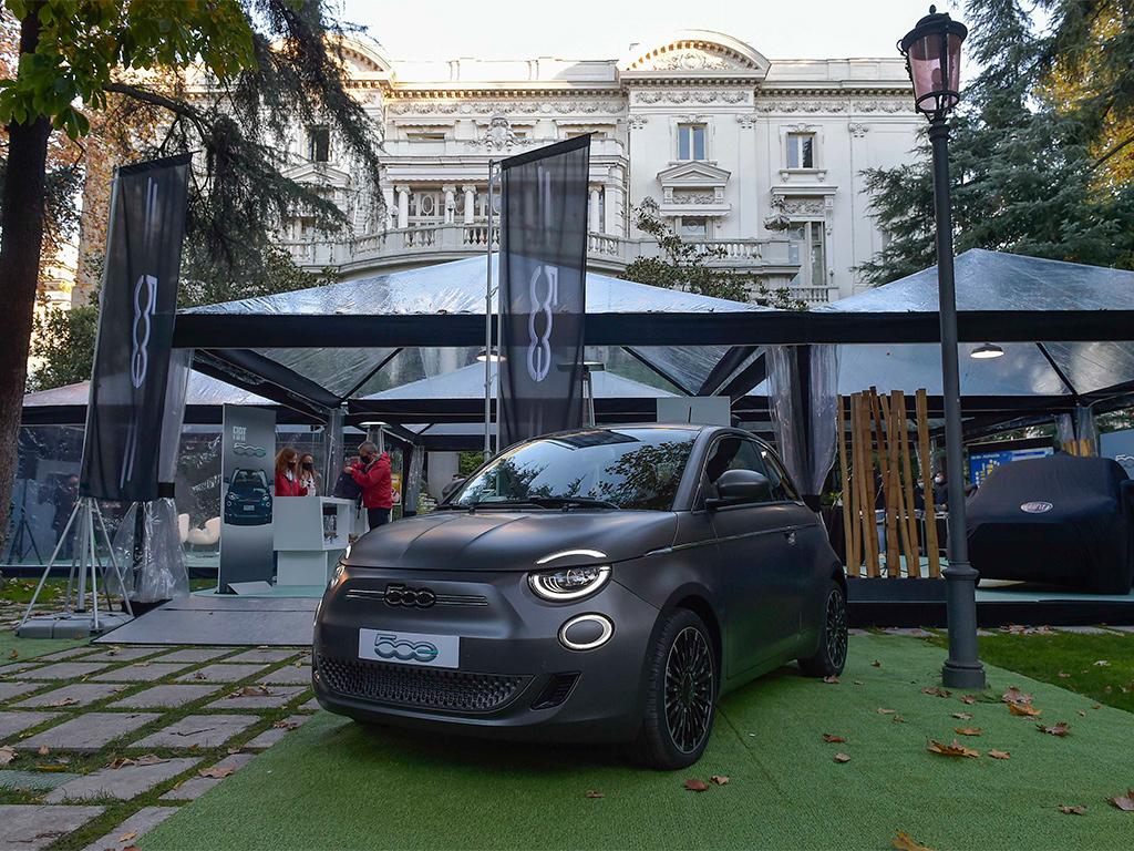Nuevo FIAT 500 100% eléctrico