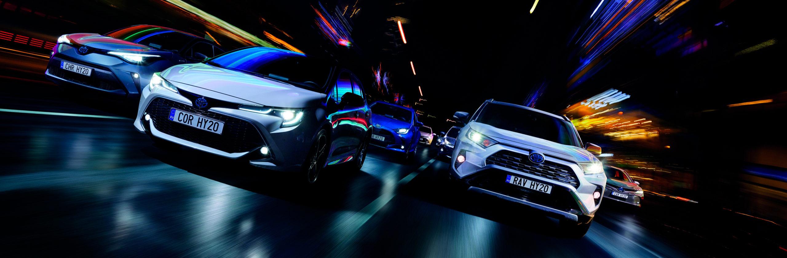 Toyota apuesta por la Movilidad Sostenible