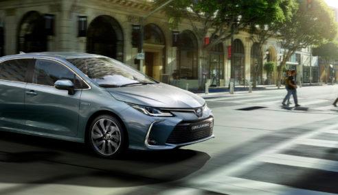 Toyota Corolla Electric Hybrid, desde 175 €/mes
