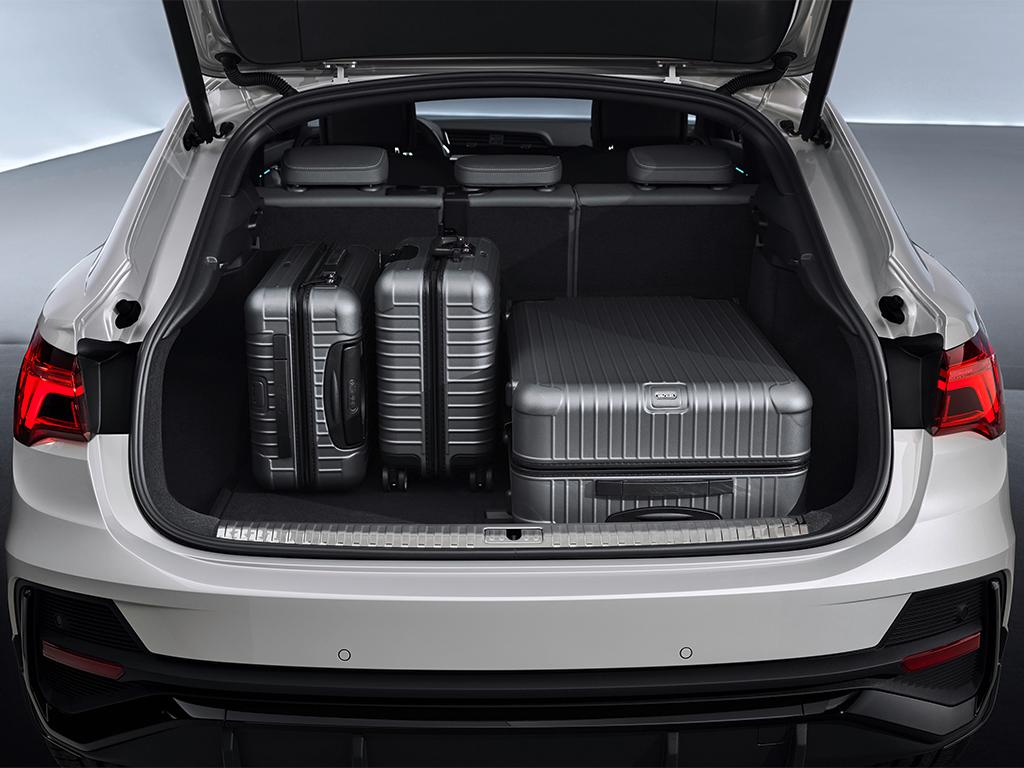 Audi Q3 y Q3 Sportback con motores TFSIE