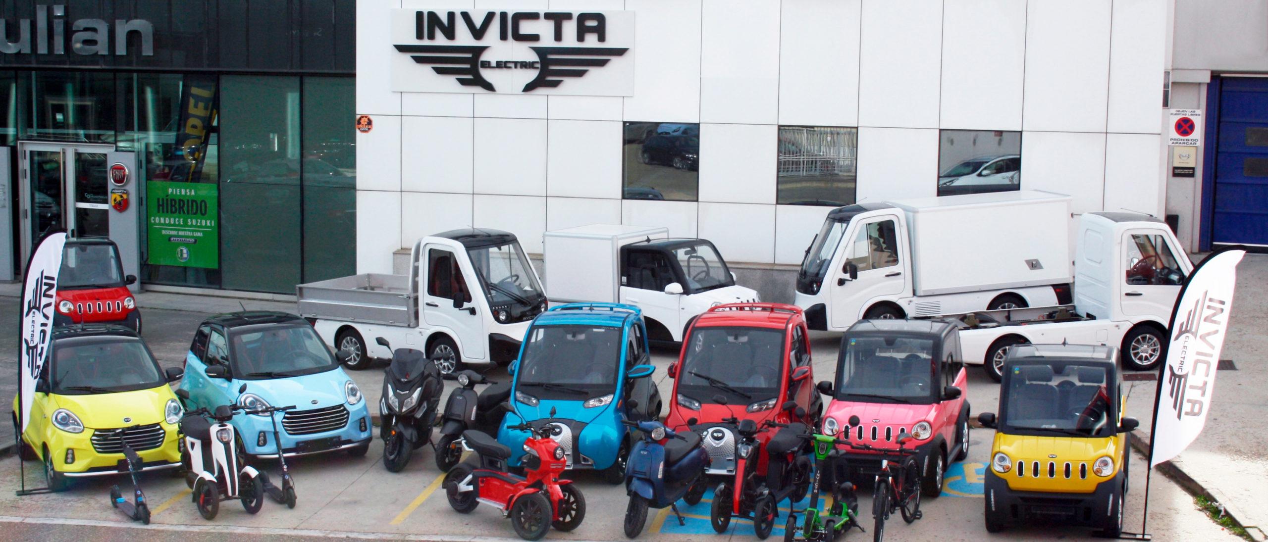 Invicta Electric la movilidad eléctrica Made in Spain