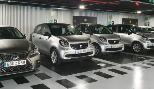 Pick&Drive inaugura nuevo espacio en Madrid