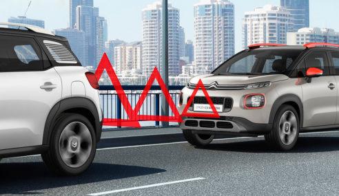 Citroën y su tecnología de protección de peatones