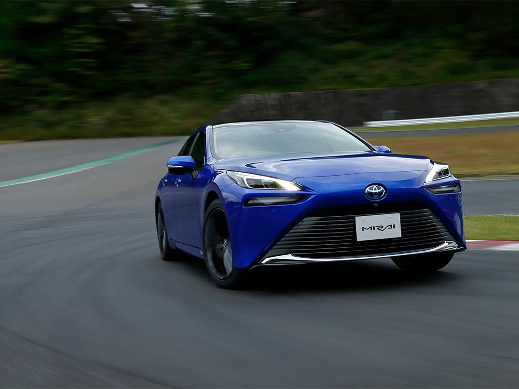 Toyota Mirai V2.0