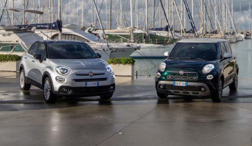 La Familia Fiat 500 se actualiza y crece
