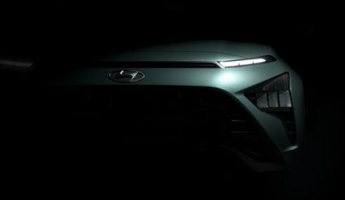 Nuevas imágenes del Hyundai BAYON