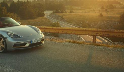 Porsche Boxster 25º Aniversario, nueva edición limitada