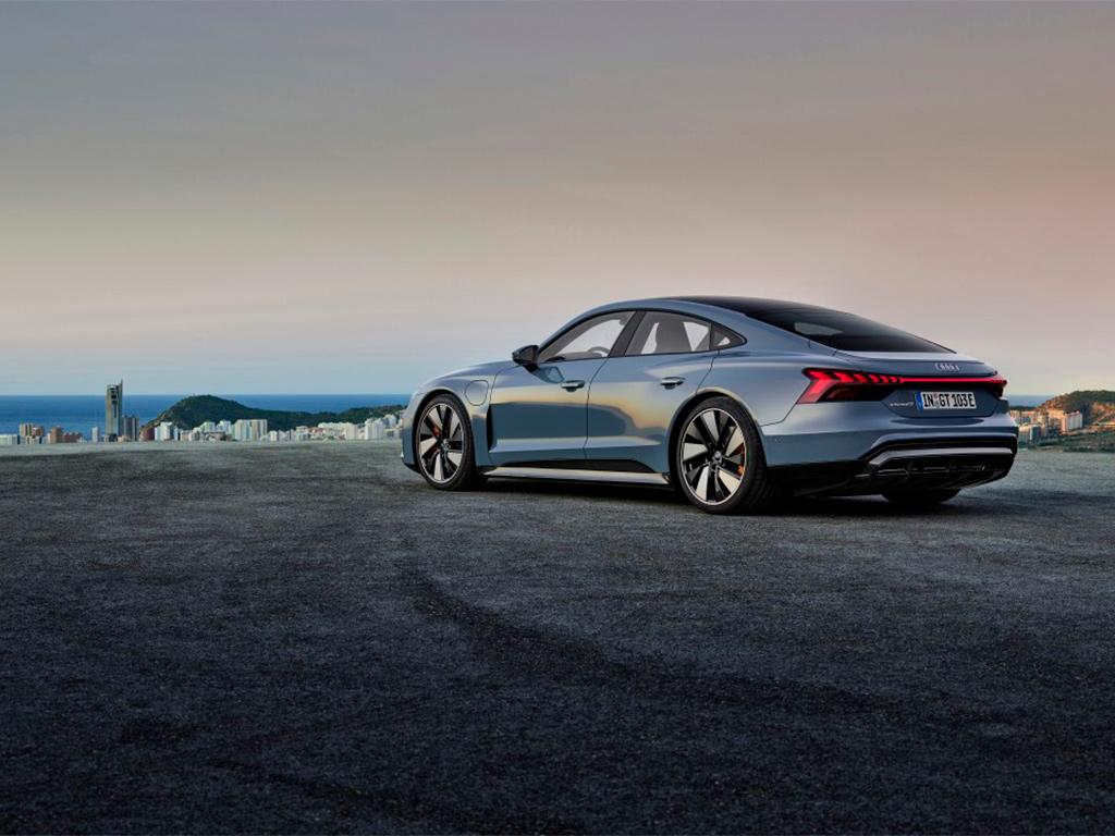 AUDI e-Tron GT ya tiene precios en el mercado español