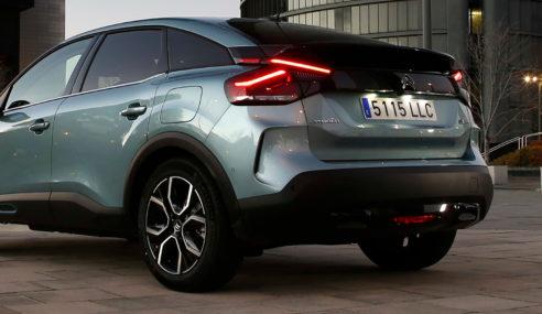 Citroën ë-C4 – 100% ëlectric Made in Madrid