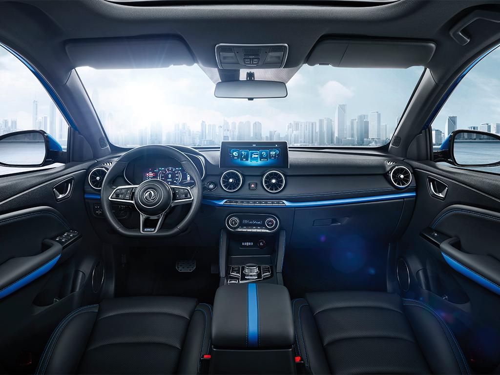 DFSK Seres 3, el primer SUV de la marca 100% eléctrico